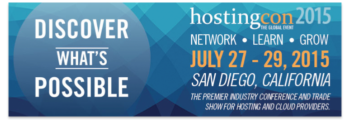 HostingCon Global 2015