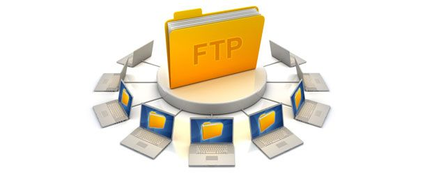 FTP is a protocol used to transfer files between different hosts over the TCP
