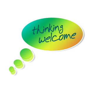 thinking-is-welcome