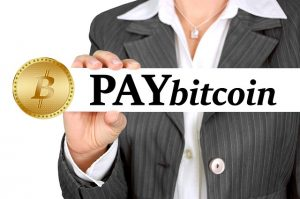 Pay with Bitcoin?